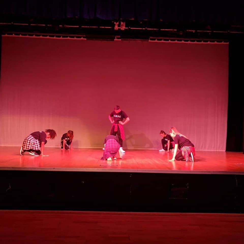 group dance stage performance peterborough elizabeth boardman dance company ebdc