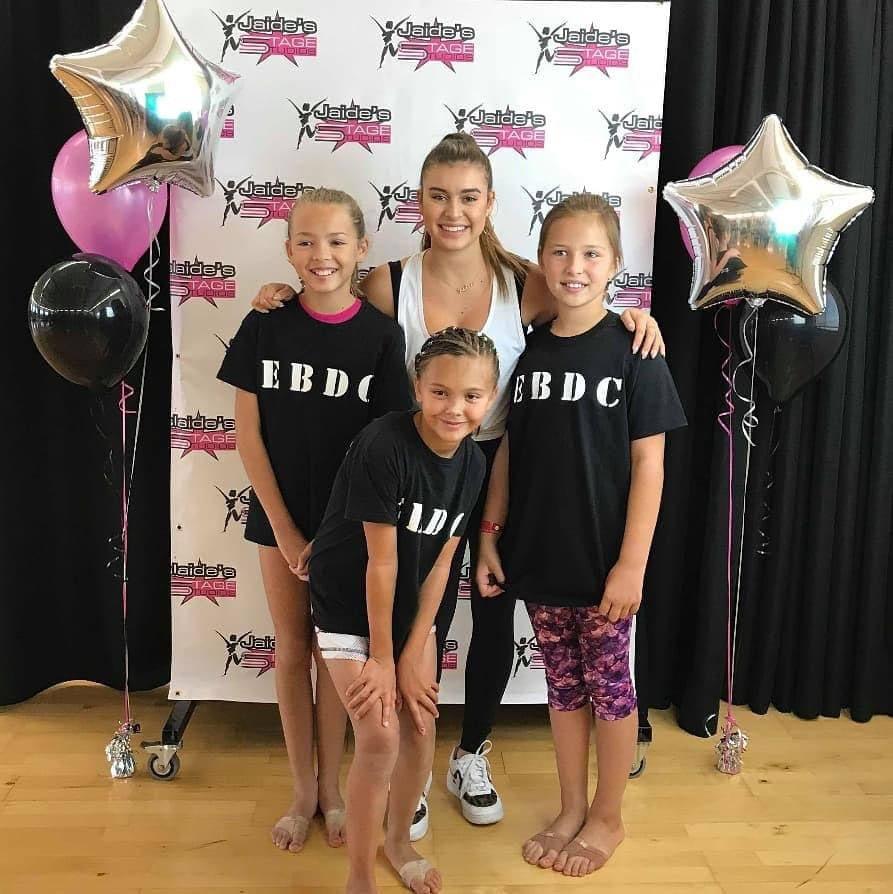 Kalani Hilliker seminar Workshop eb dance school events classes dance moms peterborough