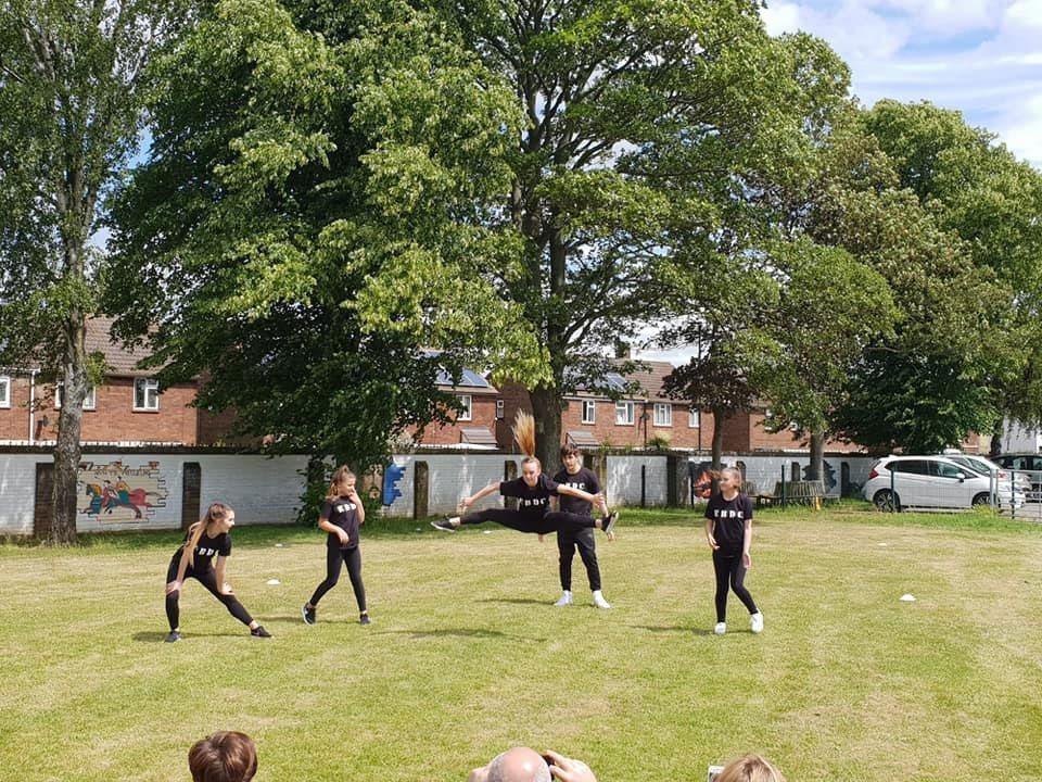 dance festival show jump splits eb dance uk peterborough