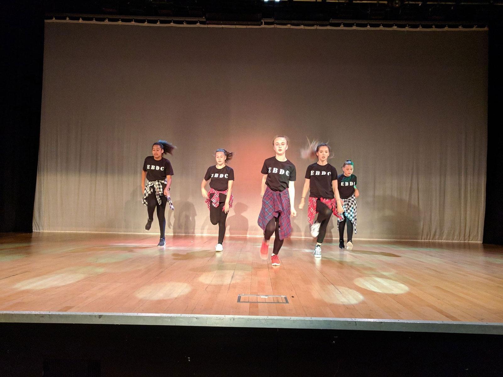 group dance stage show peterborough elizabeth boardman dance company ebdc
