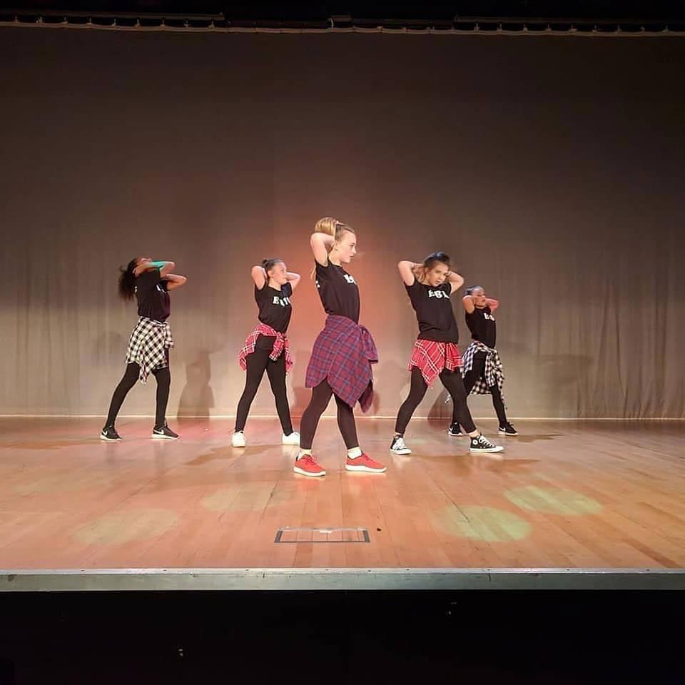 dance stage show peterborough elizabeth boardman dance company ebdc